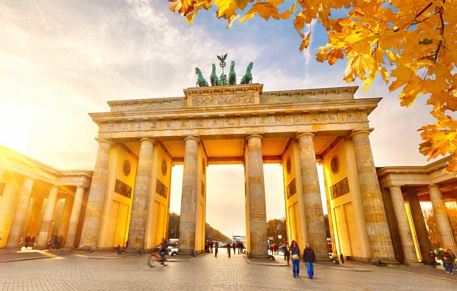 Brandenburger Tor er en fantastisk seværdighed i Berlin
