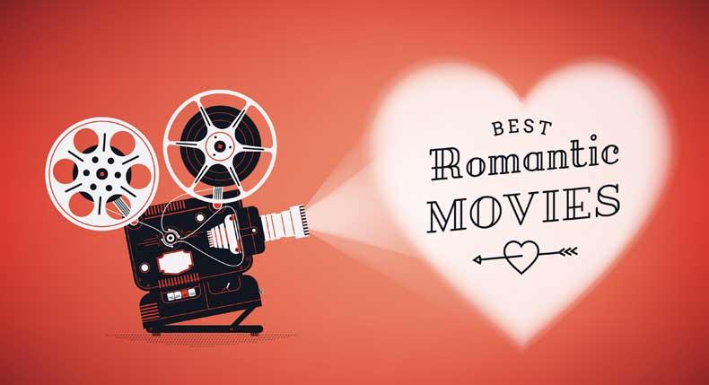 Her er alle tiders romantiske film