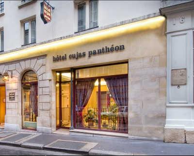 Hotel Cujas Pantheon, Paris