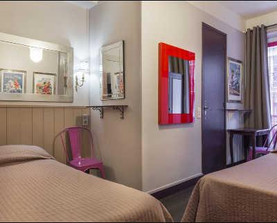 Hotel De Roubaix, Paris