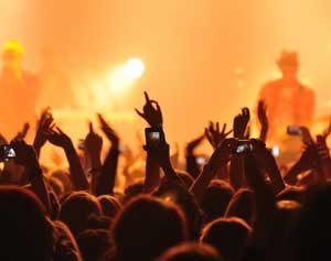Inviter til en god koncert