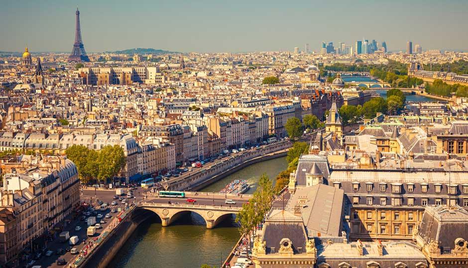 Seværdigheder i Paris