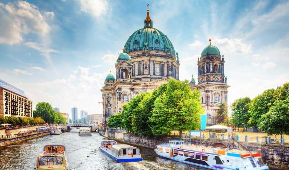 Weekendophold i Berlin - hoteller og seværdigheder