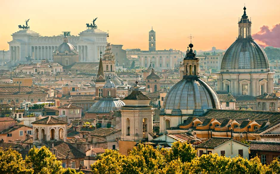 Guide til Weekendophold i Rom