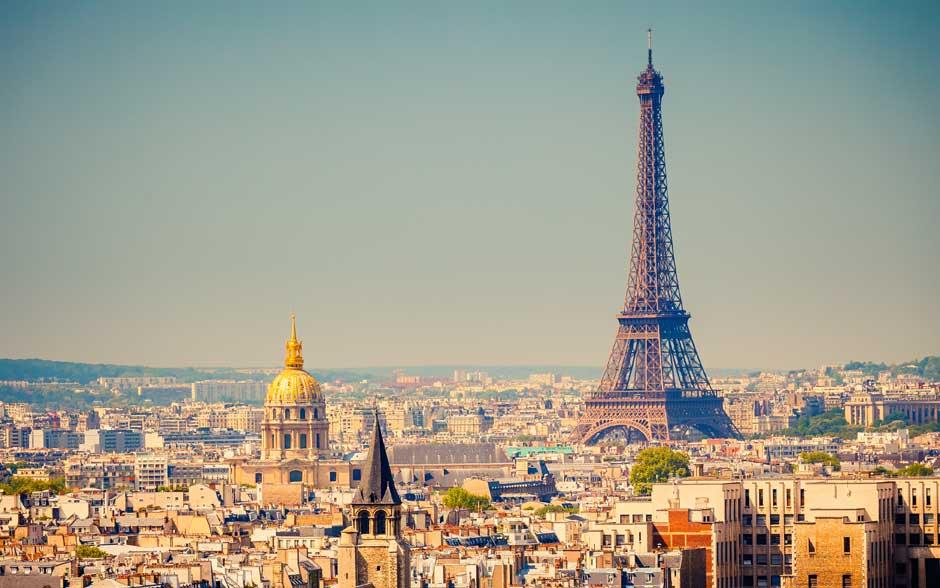 Guide til et weekendophold til Paris