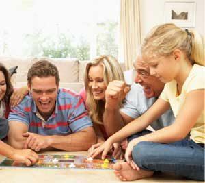 Et brætspil giver timers herlig underholdning