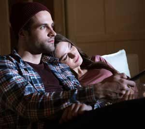 Filmaften med kæresten