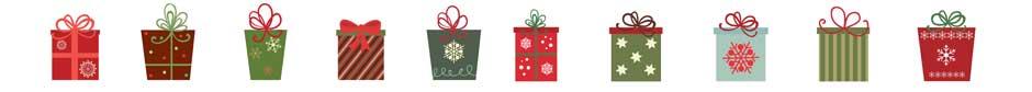 Masser af gode julegaver