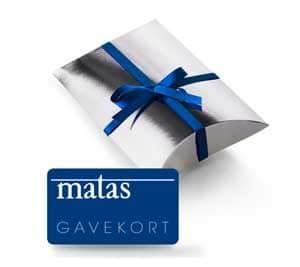 Et gavekort til Matas er et sikkert gavehit
