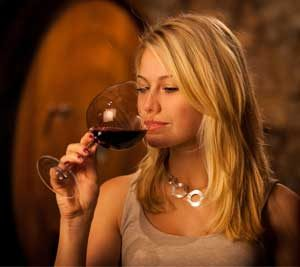 En vinsmagning er ren forkælelse af smagsløgene
