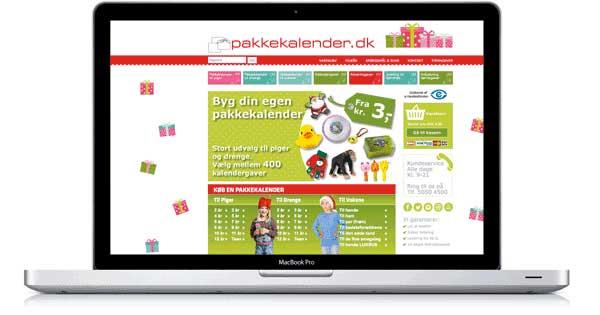 Køb en julekalender online