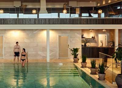 Wellness og velvære på Hotel Marienlyst i Helsingør