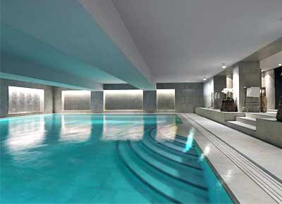 Wellness på Hotel d'Angleterre i København