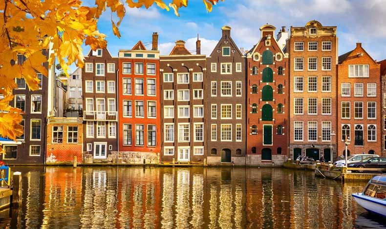 Tur til Amsterdam med kæresten