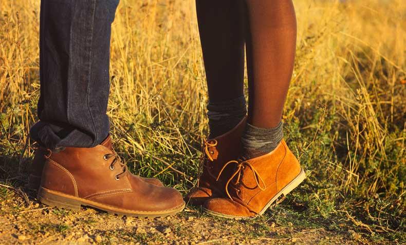 Par der står sammen