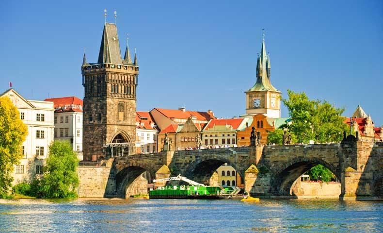 Kæresteophold i Prag