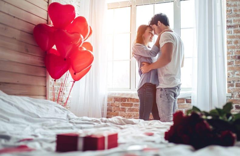 Giv din kæreste en stor overraskelse