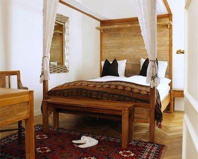 Axel Hotel Guldsmeden spa værelse