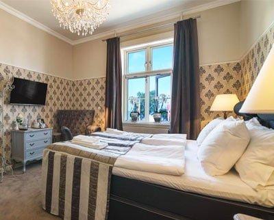 Bandholm Hotel på Lolland