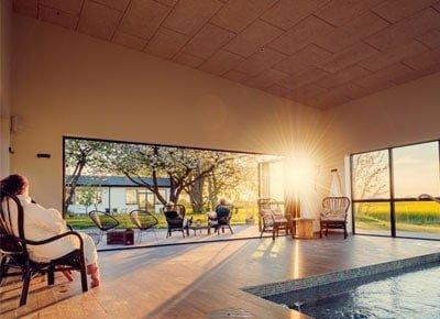 Hotell Mossbylund i Skåne