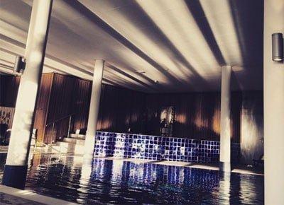 Kosta Boda Art Hotel i Småland i Sverige