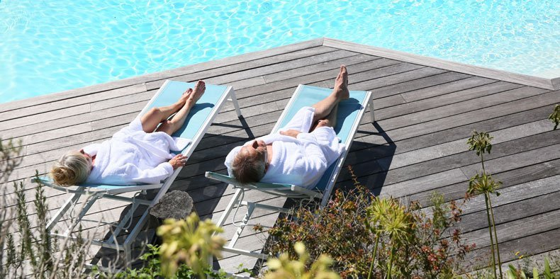 Spaophold i Tyskland - 19 fortryllende wellness hoteller I