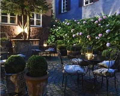 Hotel Villa Provence i Aarhus