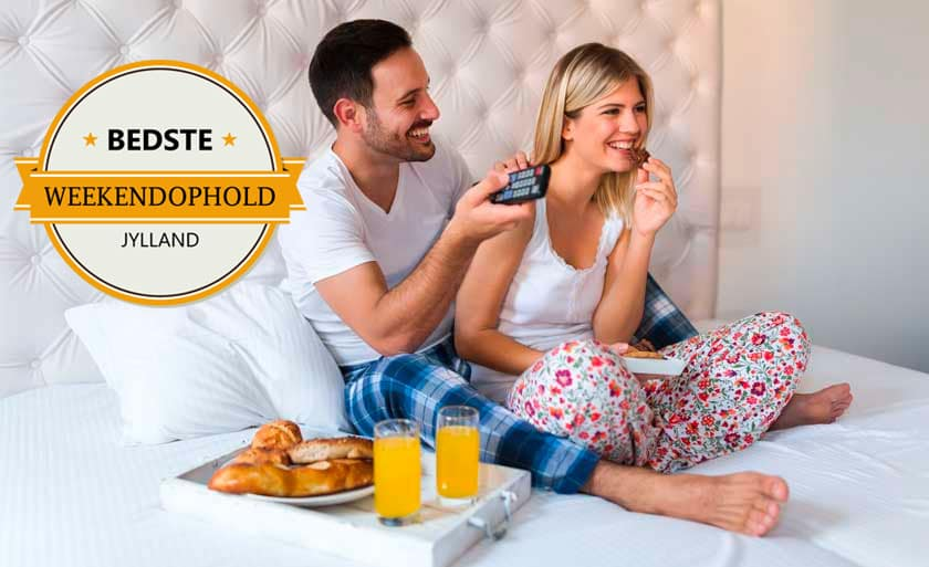 hotelophold for 2 jylland