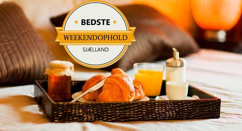 Bedste weekendophold på Sjælland