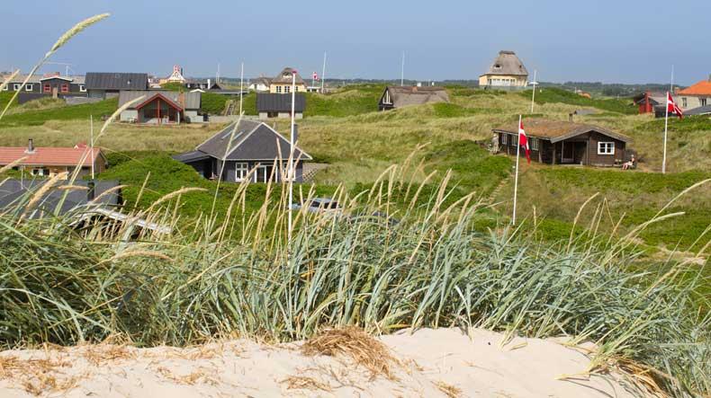 Klassisk udsigt i Nordjylland