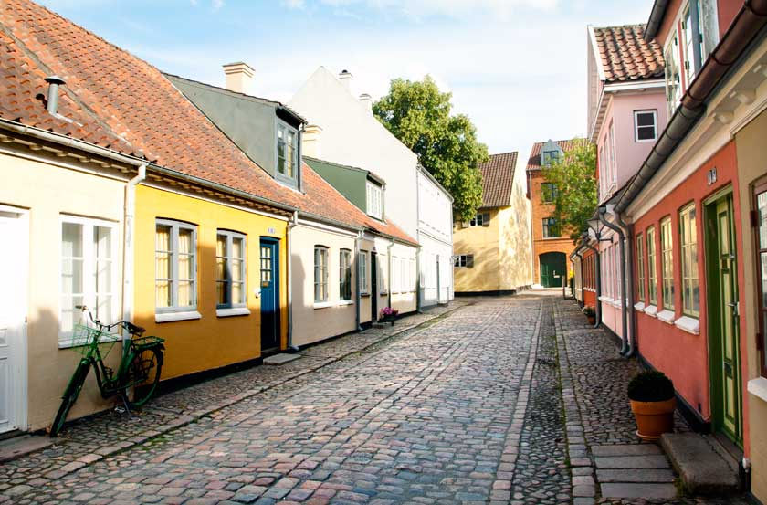 Odense by