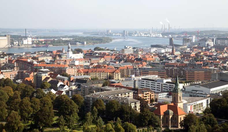 Festligt weekendophold i Aalborg