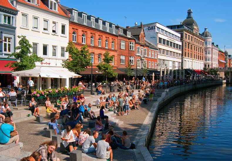 Weekendophold i Århus - Smilets by!