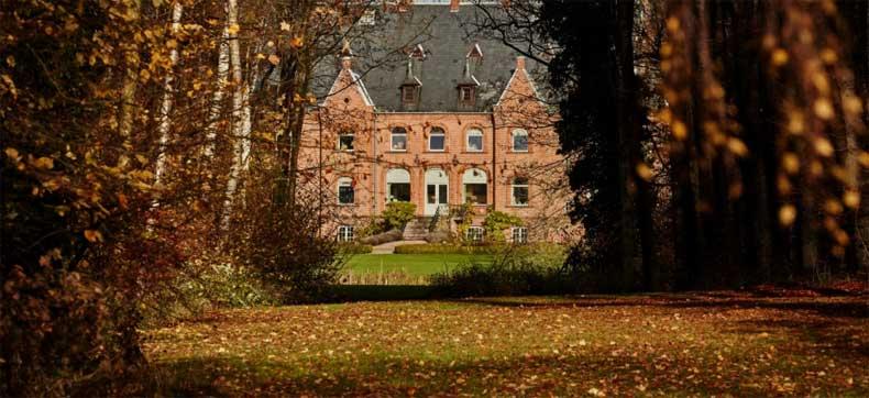 Besøg Den Romantiske Have Sanderumgaard