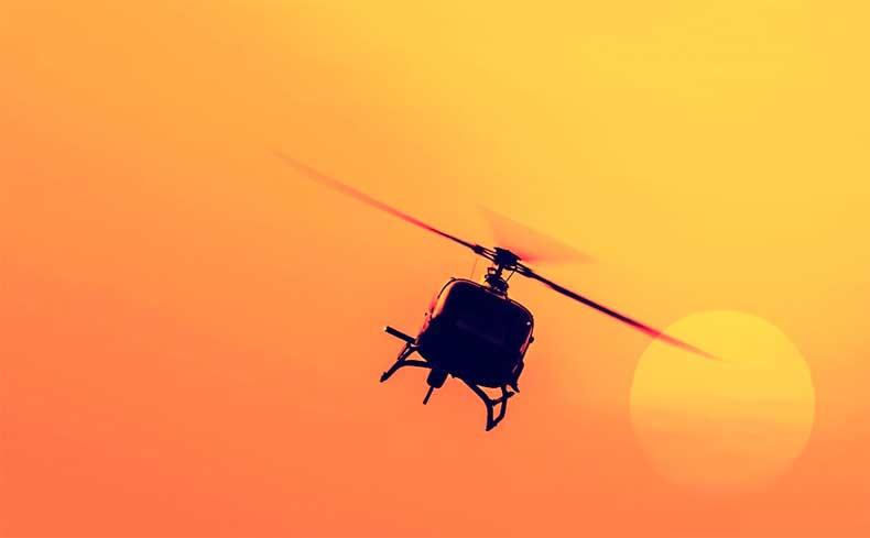 Oplev Aalborg fra oven – i helikopter