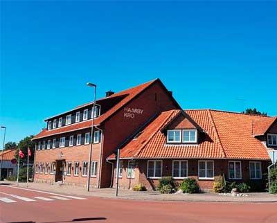 Haarby Kro på Sydvestfyn