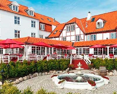 Hotel Kirstine i Næstved