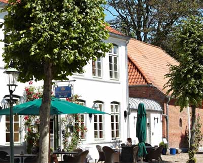 Schackenborg Slotskro i Sønderjylland