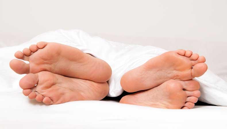 Problemer i sengen