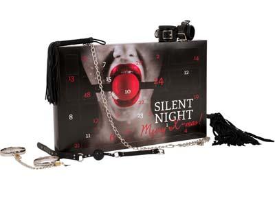Fetish julekalender silent night xx-large