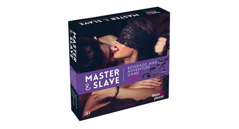 Master and slave spil
