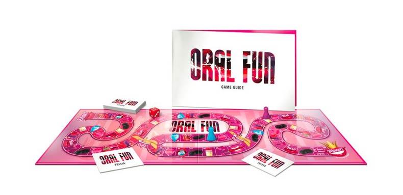 Oral Fun brætspil