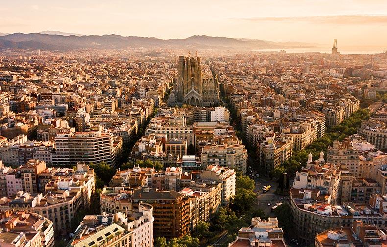 Forlænget weekend i Barcelona