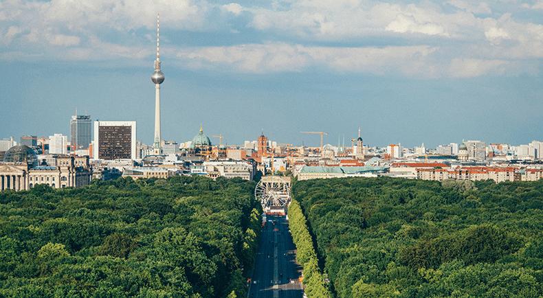 Forlænget weekend i Berlin