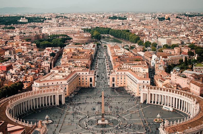 Forlænget weekend i Rom