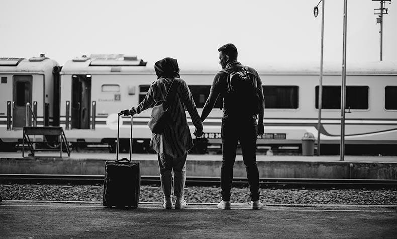 Par der skal ud og rejse