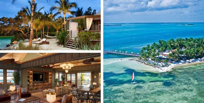 Little Palm Island i Florida