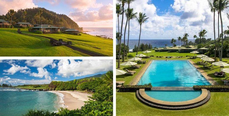 Hana Resort på Hawaii
