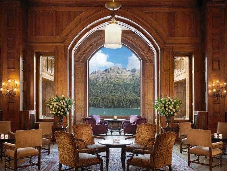Badrutt's Palace i Schweiz