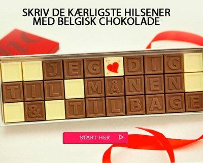 Chokoladehilsen